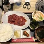 150143061 - ハラミセット 肉Wセット(1,300円)
