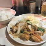 Ouhou - 鳥味噌定食