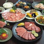 しちりん屋西院厨房 - 各コースに3種類の飲み放題が組合わせ自由!詳細は「コースメニュー」へ
