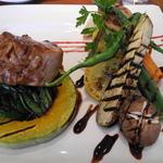 15015940 - 米沢豚フィレ肉のポワレ
