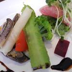 15015955 - ランチの前菜