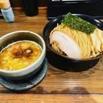 つけ麺処つぼや - 塩つけ麺(大)