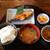味噌鐡 カギロイ - 選べる西京焼き さわら ¥950