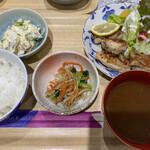 ティールーム でん - 料理写真:日替わりランチ 800円
