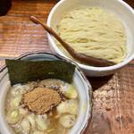 麺処 井の庄 - 濃厚つけめん 中(300g)