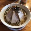 幻の中華そば加藤屋 にぼ次朗 - 料理写真:にぼ次郎