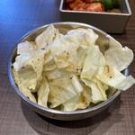 近江焼肉レストランすだく - 塩ダレキャベツも無料!!!∑(๑ºдº๑)!!
