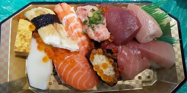 寿司あおい 成城学園店の料理の写真