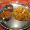 アッサム - 料理写真:スタミナドライカレー(スパイスの効いたインドのビリヤーニ)と言う名のランチ