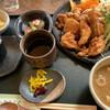 お食事処 としぶん - 料理写真:日替わりランチ。副菜豊富で900円くらい。唐揚げもごろごろと入っていて、男性の方は大満足なのでは、、。とにかく食べ応え◎味も◎でした!