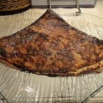ギャルソン クレープ - 炒りごまと自家製塩キャラメル