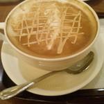 エクセシオール カフェ - メープルオレM・500円