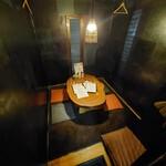 満月堂 - 人気のお座敷席