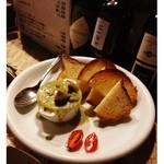 欧風屋台 菊屋 - マッシュルームのクリーム煮✻…美味しぃ❥