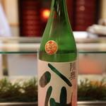 東家 - 陸奥八仙 ひやおろし 特別純米無濾過原酒 緑ラベル 2012.9.26