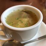 チャヤマクロビ - 野菜スープ