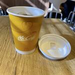 マクドナルド - プレミアムローストコーヒーS(ホット)