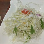 悠香園 - サラダ