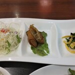悠香園 - 副菜