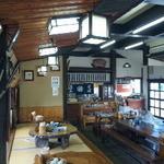 忠太郎茶屋 - 素朴な店内