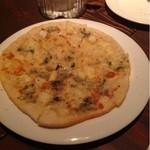 Saji - 4種のチーズピッツァ  900円