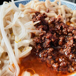 優勝軒 - うま辛ふじ麺(野菜少量)