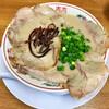 Konryuu - 料理写真:チャーシュー麺☆  コッテリ豚骨だけどチャーシューも重たくない