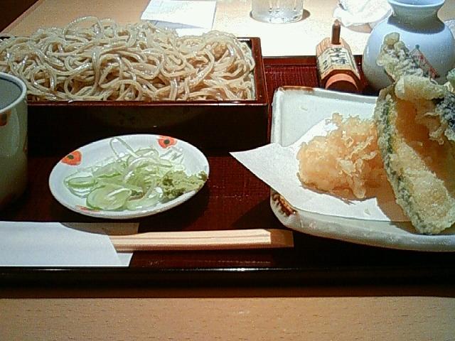 日本そば あけの蕎