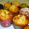 セ・ミュー - 料理写真:色んなマフィン