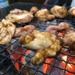 のぶ焼肉ホルモン - 料理写真: