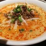 sapporosaifuujin - 胡麻みそ担々麺