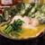 王道家 - 料理写真:チャーシューメン(3枚)、海苔