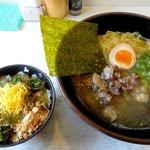 福助 - 替え飯セットは+150円