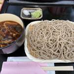 さんた亭 - 料理写真:きのこ汁そば 800円