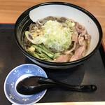 寿屋 寿庵 - 〈2021年4月〉冷肉スペシャル