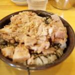 越谷 西方屋 - ピンボケでした 美味しいお肉です。
