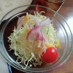 洋食屋 北の家族 - サラダ