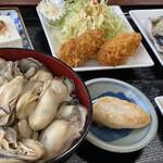 漁師の海鮮丼 - 料理写真: