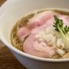 中華そば 麺壁九年 - 料理写真:いりこそば 800円