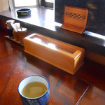 日本料理と蕎麦 冴沙 - そば茶