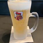 ハイウェイ食堂 - 生ビール