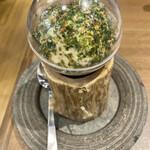 鮨・酒・肴 杉玉 浦安 - 杉玉ポテトサラダ