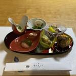 星空の降りそそぐ宿 金沢湯涌温泉 あたらしや - 料理写真: