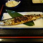 和食亭 - 焼きと煮からを選べます