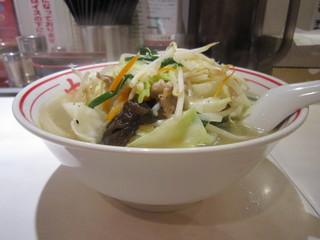 蒙古タンメン中本 渋谷店 - 湯麺 730円