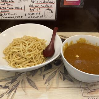 麺屋 波 - 料理写真:シンプル大盛激辛