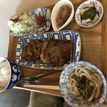 """SARA""""S terrace Arraiya - 生姜焼き"""