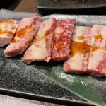 焼肉・韓国料理 KollaBo - 中落ちカルビ