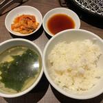 焼肉・韓国料理 KollaBo - 定食セット