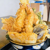 和食 すずき - 料理写真:天丼(大盛り)